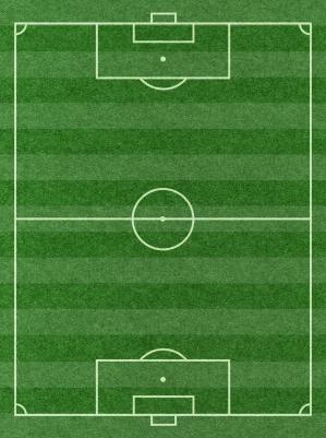 Hvor lang er en 11 mands fodboldbane